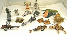 STAR WARS VEHICLES FIGURES AND CREATURES - MANY TO CHOOSE FROM !