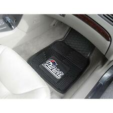 Fanmats NFL Heavy Duty Vinyl Front Seat 2 Piece Car Mat Set