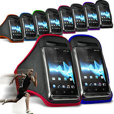 Adjustable Sports Armband Gym Running / Jogging Case Cover For Samsung Phones
