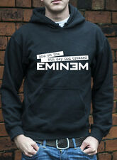 On the 8th Day God Created EMINEM Hoody Jumper Rap Music Hip hop hoodie L649