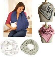 NuRoo Nursing Scarf Breastfeeding Privacy Cover-Up - Fashionable & Functional!