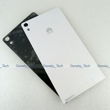 New Metal Black/White Battery Back Door Cover Case For Huawei Ascend P6 P6-U06