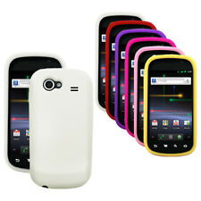 Silicone Soft Rubber Cover Case for Samsung Nexus S / Nexus S 4G i9020