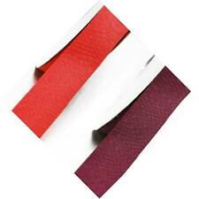 "grosgrain ribbon 1"" /25mm. wedding 5 yards, rose to red s color"