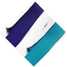 "5 Yards Grosgrain Ribbon 2-1/2"" /63mm Wide ,Blue s #352 to #374 for Gift Wraps"