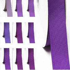 """grosgrain ribbon 2"""" /50mm for wedding 5 yards , lilac purple s color"""