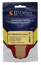 YEAST ENERGIZER 1LB LDC POWDER LD CARLSON for HOMEBREW BEER BREWING WINE MAKING
