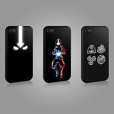 AVATAR THE LAST AIRBENDER AANG CASE HARD COVER FOR iPHONE OR SAMSUNG ANIME SERIE