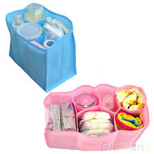Mother Bag Large Travel Baby Nappies Diaper Bottle Clothes Nappy Bag S/M/L BB2U