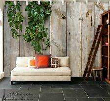 Large Fence Flower Wall Paper Wall Print Decal Wall Deco Indoor wall Mural Home