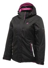 Dare2b Fluctuate Black Ladies/womens Ski jacket / coat, RRP £70
