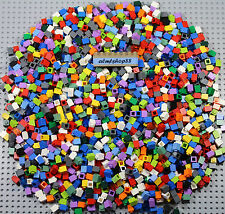 LEGO - 1x1 Bricks Lot - Assorted Classic & Translucent Colors Mosaic Pound Bulk