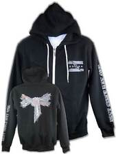 CM Punk Best Since Day One Mens Zipper Hoody Sweatshirt SMALL and 2XL