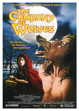 The Company Of Wolves - A1/A2 Poster **BUY ANY 2 AND GET 1 FREE OFFER**