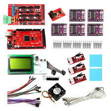 Geeetech RAMPS1.4 Pololu A4988 DRV8825 for Arduino compatible Mega 2560 LCD 2004