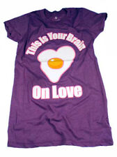 Women's Local Celebrity T-shirt, This Is Your Brain On Love Tee