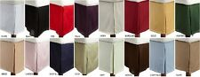 Luxury 300 Thread Count 100% Extra Long Egyptian Giza Cotton Bed Skirts: Stripe