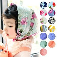 NEW 13 Kinds of 100% Cotton Scarf hanky handkerchief Bag Accessory Neck Scarf