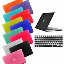 Hard Rubberized Case Cover Laptop Shell Keyboard Cover For Apple MacBook Air 13