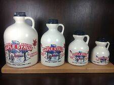 Pure Vermont Maple Syrup 1 Gallon (Ships in 2 half gallons)