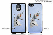 Disney's Olaf Phone Case for iPhone 5/5s, 5c, 4/4s. Samsung Galaxy S3/S4/S5 iPod