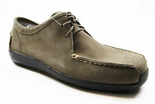NEW WOMENS LADIES HUSH PUPPIES QUINCEY LACE UP SUEDE LEATHER WORK DRESS SHOES