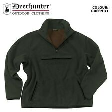 Deerhunter Game Bonded Fleece Anorak Hunting Shooting