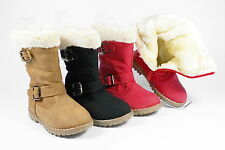 Kids Shoes Girls Boots Autumn Winter Boots At a Great Price New 803 ~