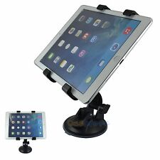 ROTATING CAR WINDSHIELD MOUNT WINDOW HOLDER SUCTION STAND FOR TABLETS MID BLACK