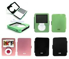 For Apple iPod Nano 3rd Aluminum Metal Hard Case Cover Protector