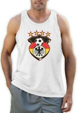 Germany World Cup Soccer Singlet Football jersey Eagle Crest Vest 2014 Tank