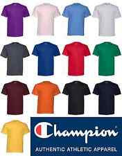 Champion Mens and Womens Short Sleeve T-Shirt CN208