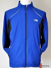 NWT The North Face Men's Torpedo Jacket, Honor Blue/Black, Performance/Running