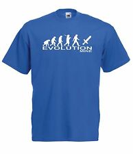 EVOLUTION MINE funny game NEW Boy Girls Kids size T SHIRT TOP Age 1-15 Year old