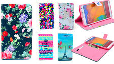 Hybrid Flip Wallet card slot PU Leather Stand Case Cover Skin for samsung phones