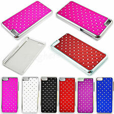Bling Mobile Phone Hard Shiny Protective Skin Cover Case for Apple iPhone 5c