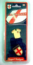 St George England English Enamel Lapel Pin Shield Badge