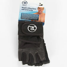 Fitness-Mad Weight Lifting Stabalising Wrist Wrap Cotton Gloves