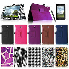 "Fintie ASUS MeMO Pad HD ME173X 7"" 7 inch Android Tablet Stand Folio Case Cover"