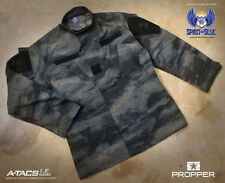 Propper ACU  A-TACS LE Combat Coat Atacs LE Law Enforcement Camo 65/35 NyCo