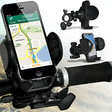 Support Fixation Guidon Vélo Pivotant 360° Pour Divers Mobiles Alcatel