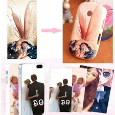 Custom Silicone Case Personalized Picture Back Cover For Samsung Smartphone New