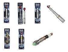 Doctor Who Sonic Screwdriver, Wave 2 - 3rd, 4th, 5th 8th Riversong 1 Supplied