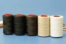 PROMO!! RITZA 25 Tiger Wax Thread for Leather Hand Sewing 5 colours, 4 sizes-25m