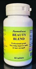 Beauty Blend Vitamins, High Quality skin, hair, nails aid - 60 to 240 tablets