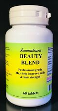 Beauty Blend Vitamins, skin, hair, nails aid - 60 to 240 tablets. Made in USA.