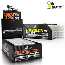 Creatine Monohydrate + HMBolon 60-180 Caps. Anabolic Antictabolic HMB Growth