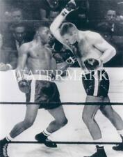 Floyd Patterson vs Tom McNeely Toronto Boxing 8X10 Photo