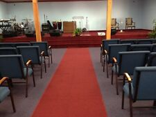 RED CARPET EVENTS RUNNER 4' ft wide - Buy it by the length you want custom sizes