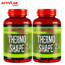 Thermo Shape 2.0 90-360Caps Hardcore Thermogenic Fat Burner Weight Loss Slimming